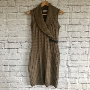 Calvin Klein Knit sleeveless Dress